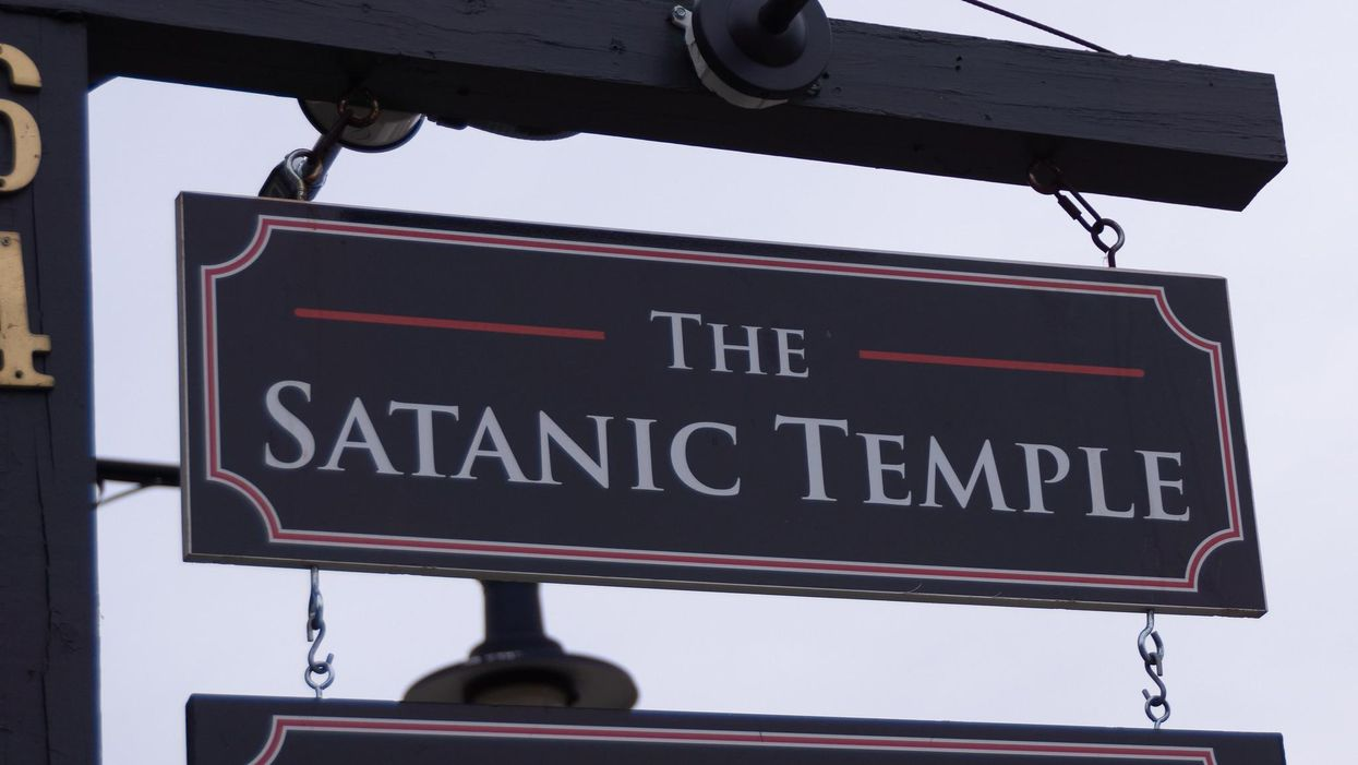 Satanists may be the last, best hope to save abortion rights in Texas with this last-ditch legal maneuver
