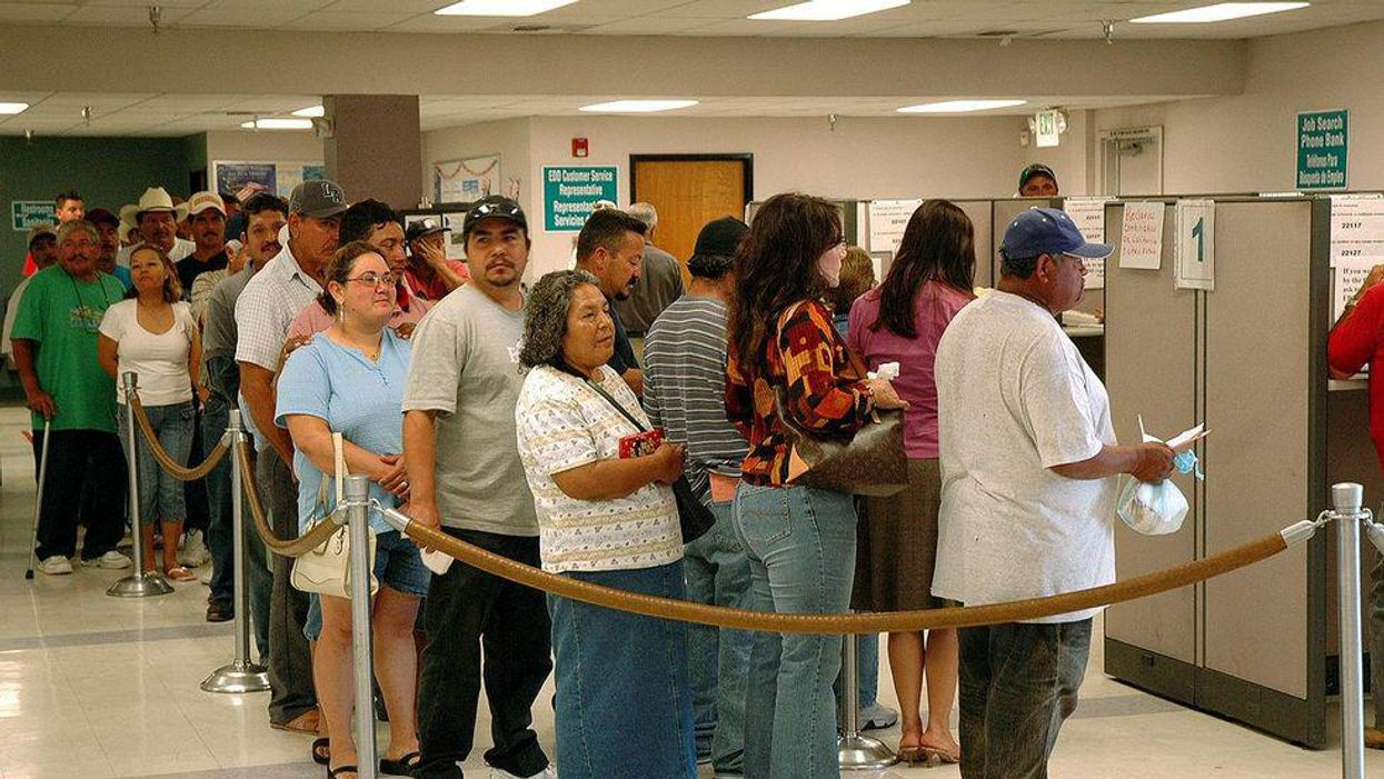 'Happy Labor Day everyone!' Millions lose unemployment aid on worker holiday