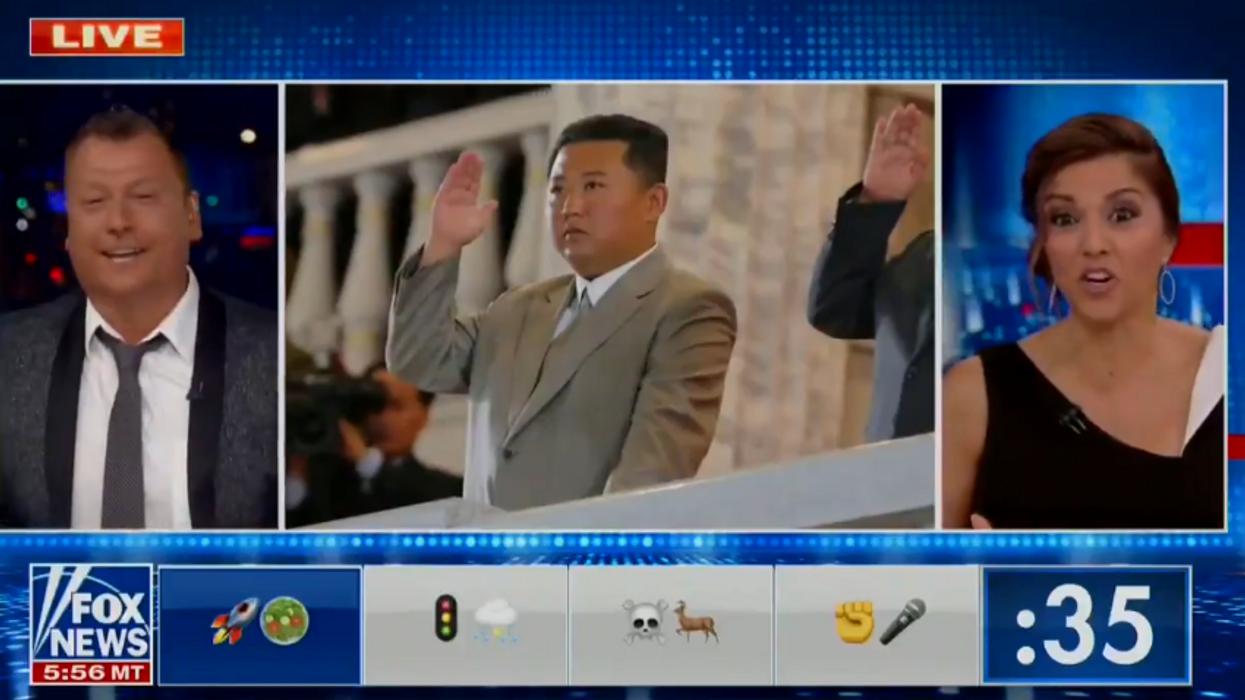 'He looks better than our president': Fox News guest compliments dictator Kim Jong Un