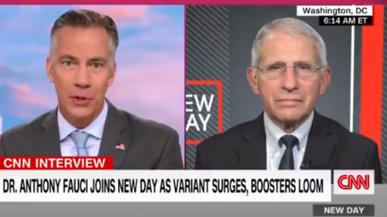 'Not true at all': Fauci gives DeSantis a history lesson over 'completely incorrect' claim about vaccines