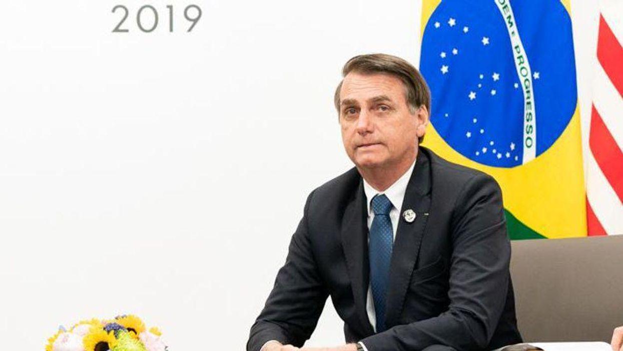 Bolsonaro faces calls for impeachment as he incites far-right rallies in Brazil