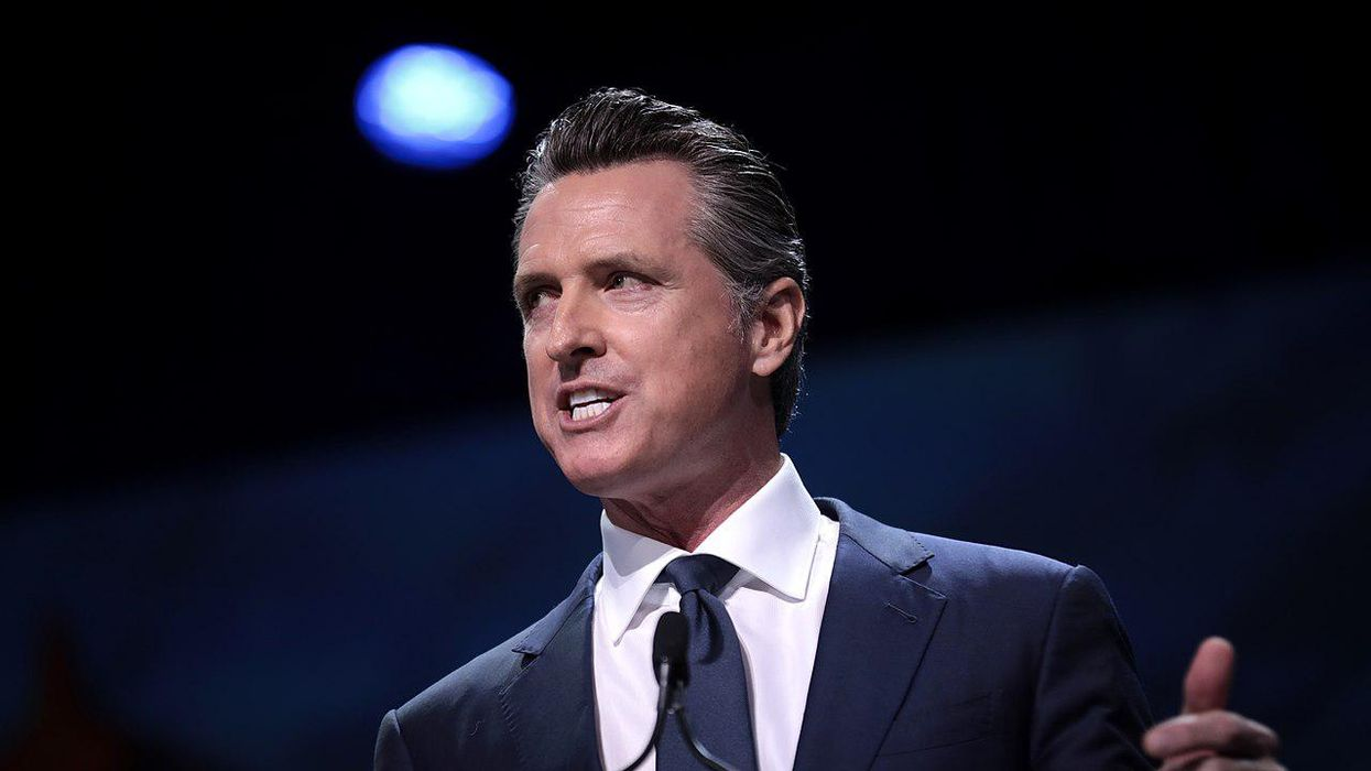 Conservative insider slams the 'wacko freaks and geeks' trying to unseat Gavin Newsom in California's recall election