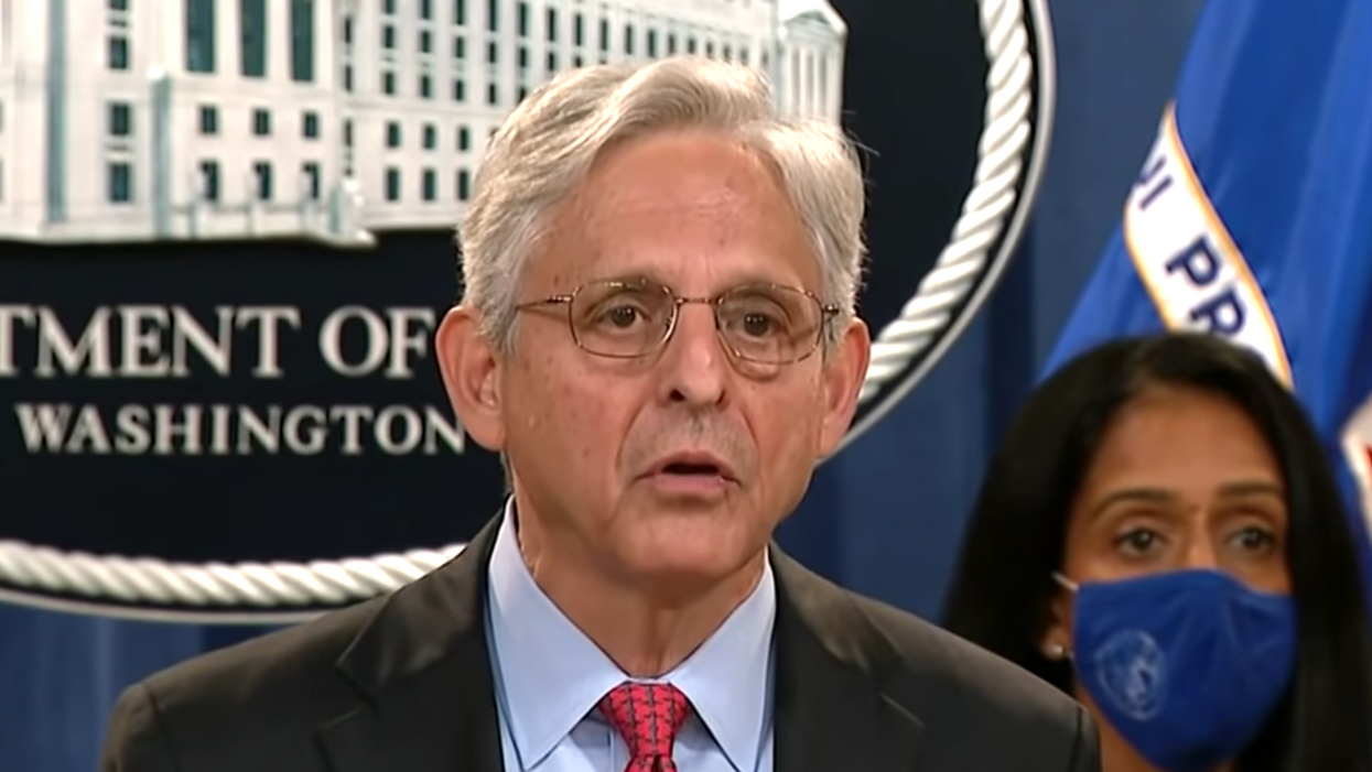 'Clearly unconstitutional': Merrick Garland reveals DOJ's strategy to fight the Texas abortion law