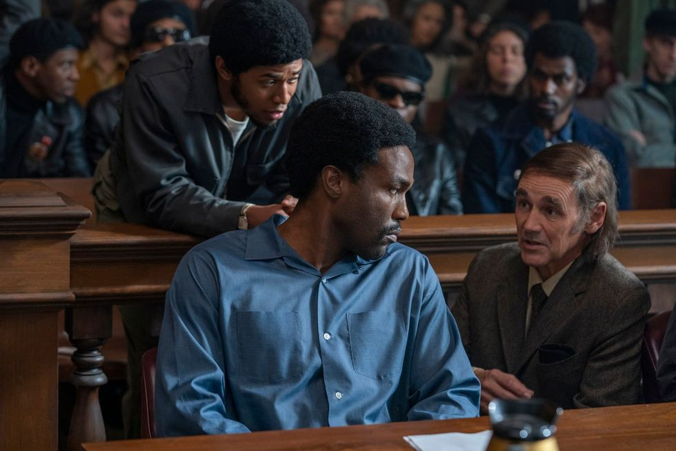 'Trial of Chicago 7': Aaron Sorkin takes Mayor Daley's 1968 nightmare to court
