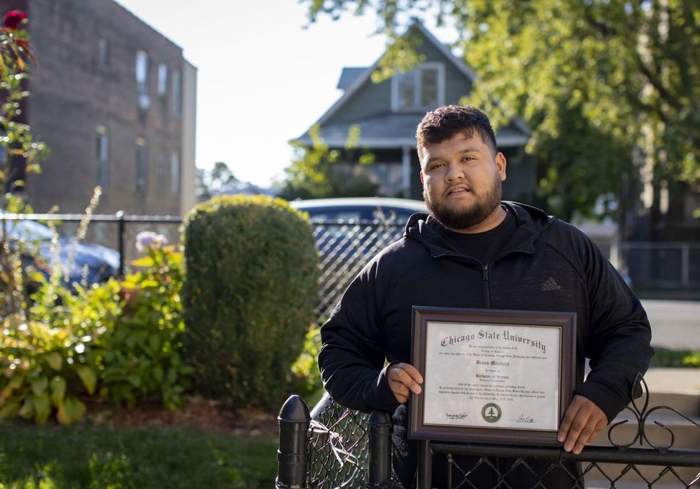 College grads struggle to launch careers in a pandemic economy. 'I chose the worst year to get my life together'