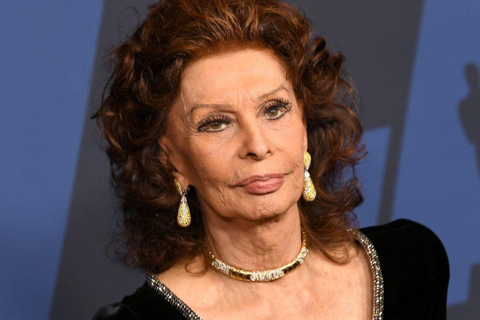 Sophia Loren's first film in 11 years generating serious Oscar buzz