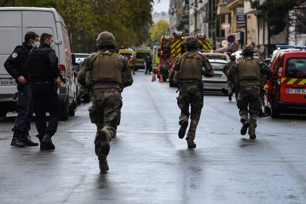 Production firm in Paris attack involved in Charlie Hebdo documentary