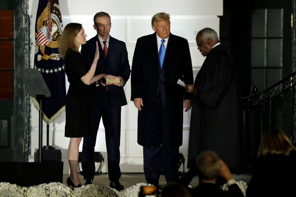 Will Bunch: Trump's politicized Supreme Court has lost legitimacy. 2021's Dems, do something!