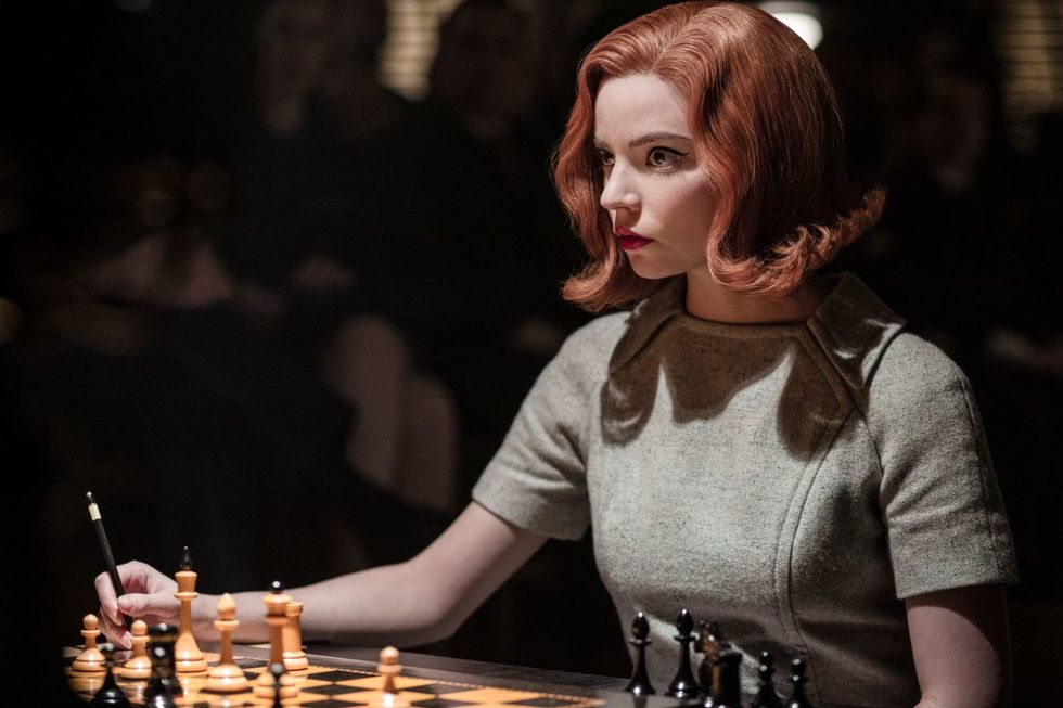 'The Queen's Gambit' on Netflix:No chess expertise required