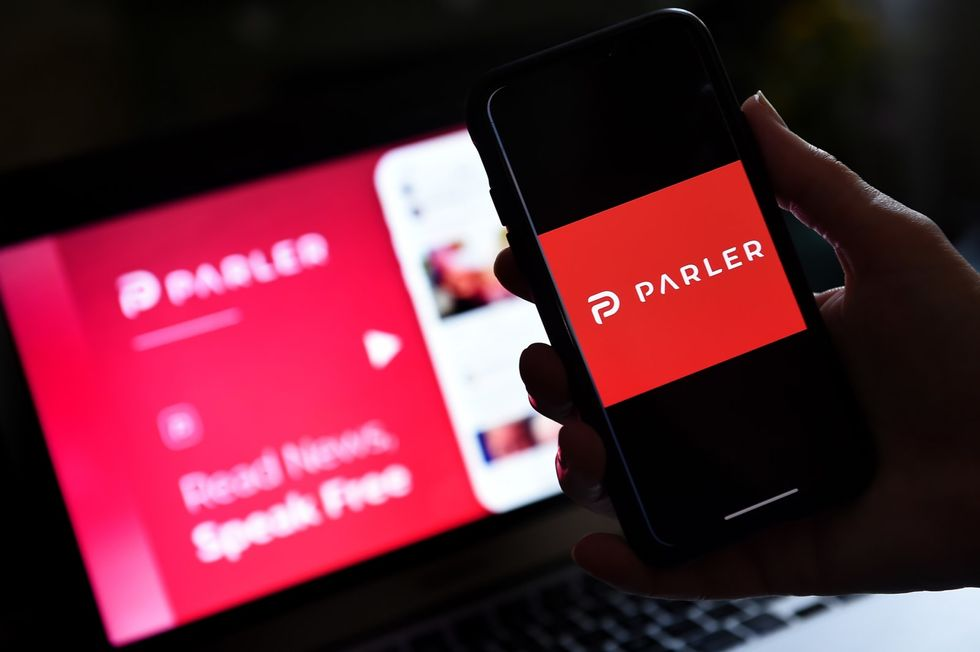 Parler: The alternative social network that's got America's right wing talking
