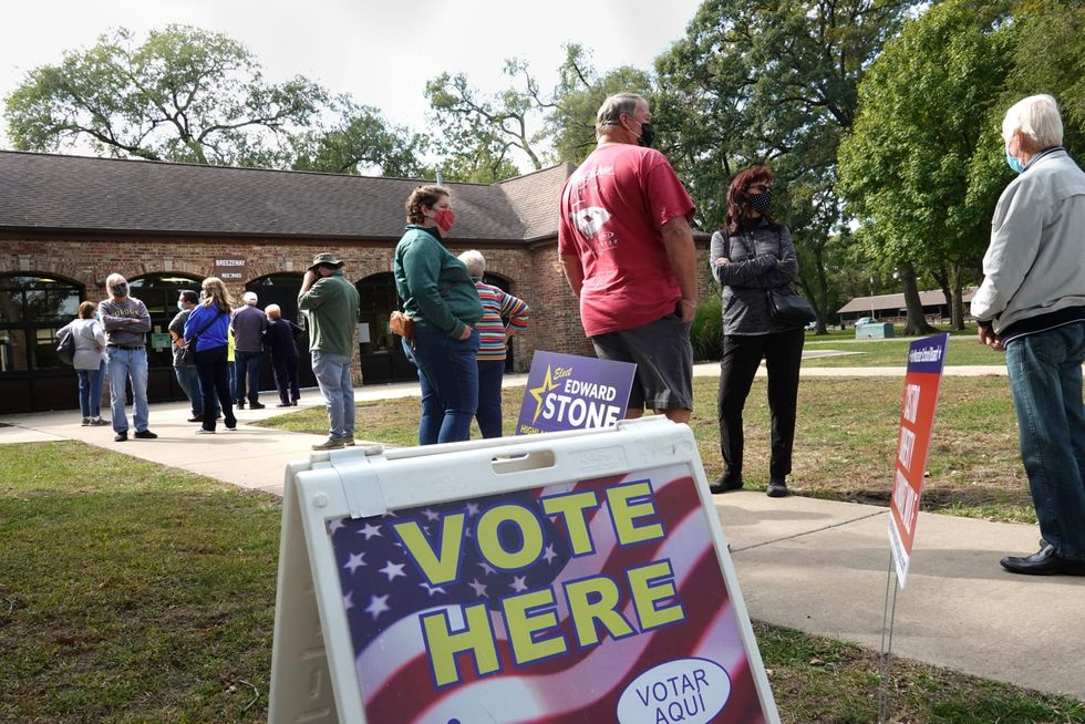 Georgia made more competitive by 1 million new voters since 2016 election