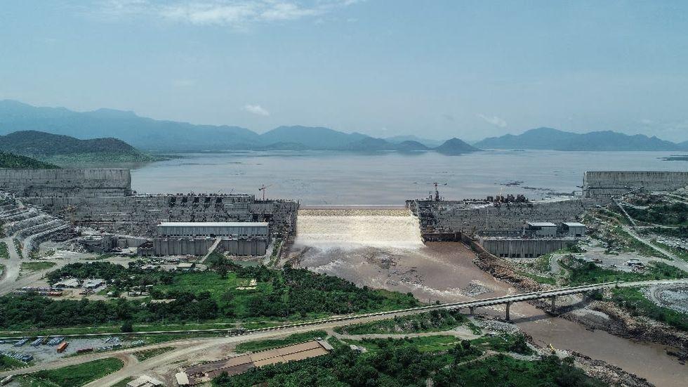Ethiopia accuses Trump of inciting 'war' over Nile dam