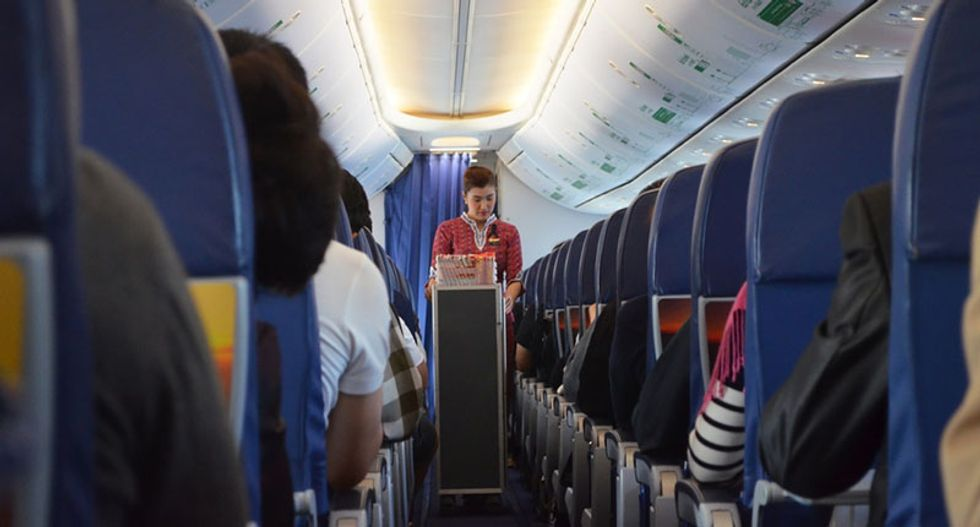 What we could do with a $5 carbon charge on your flight