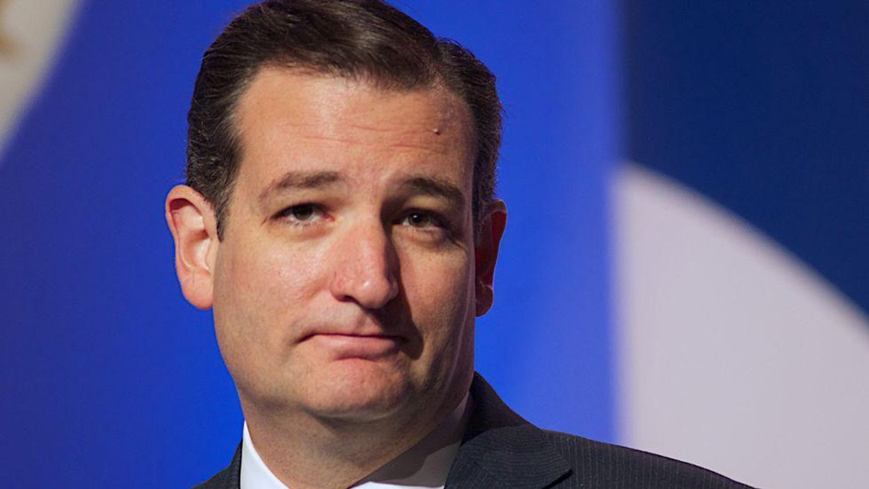 Comedian Patton Oswald turns the tables on 'cowardly embarrassment' Ted Cruz