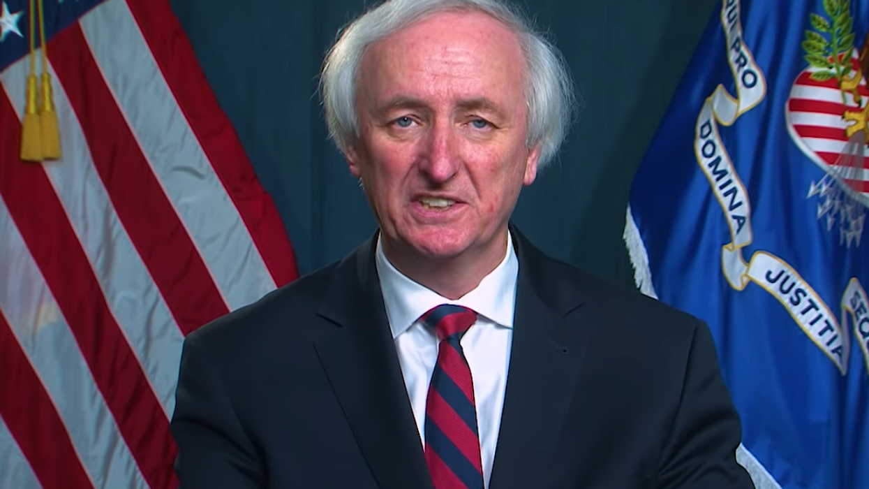 Congressman blasts Trump's AG Rosen for protecting former president by dodging direct questions