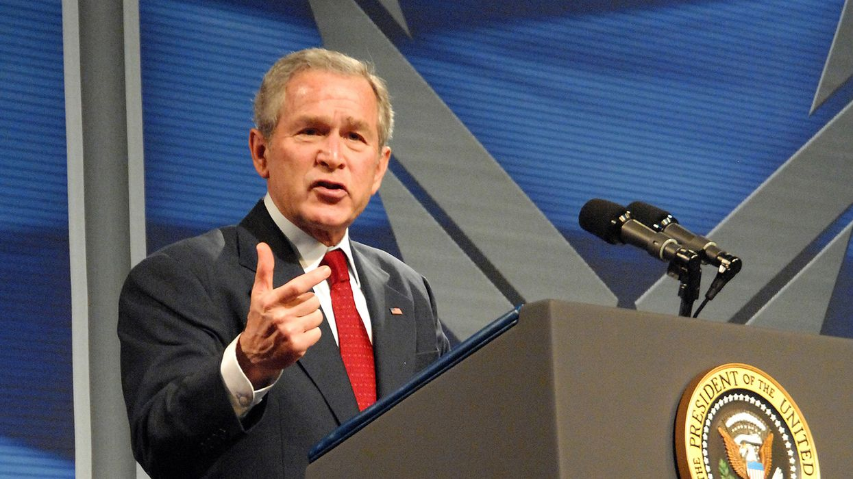 George W. Bush: Capitol riots made me 'sick to my stomach'