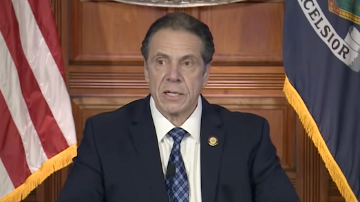 Andrew Cuomo improperly used campaign resources to promote his book about leadership: watchdog