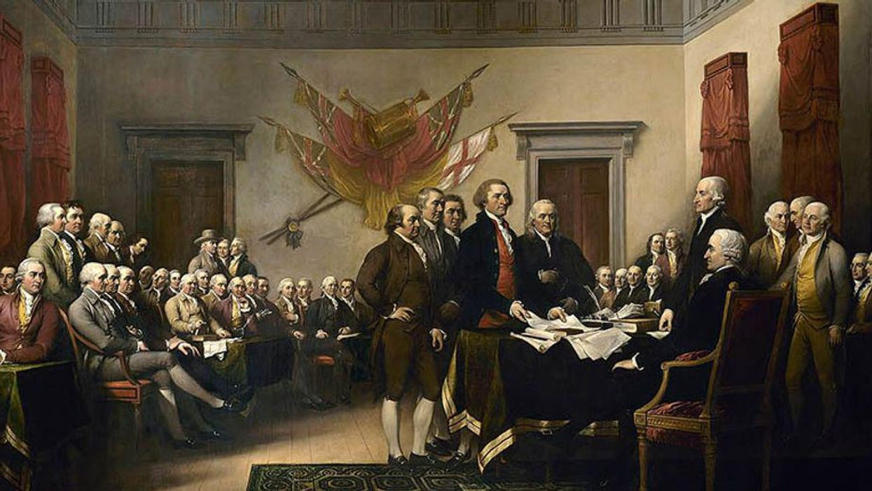 Yes, the founders favored gun control