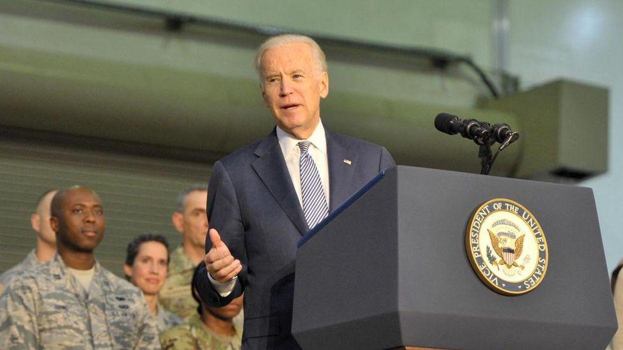 Historian wonders: Is Joe Biden 'a speed bump on the fascists' march to power'?