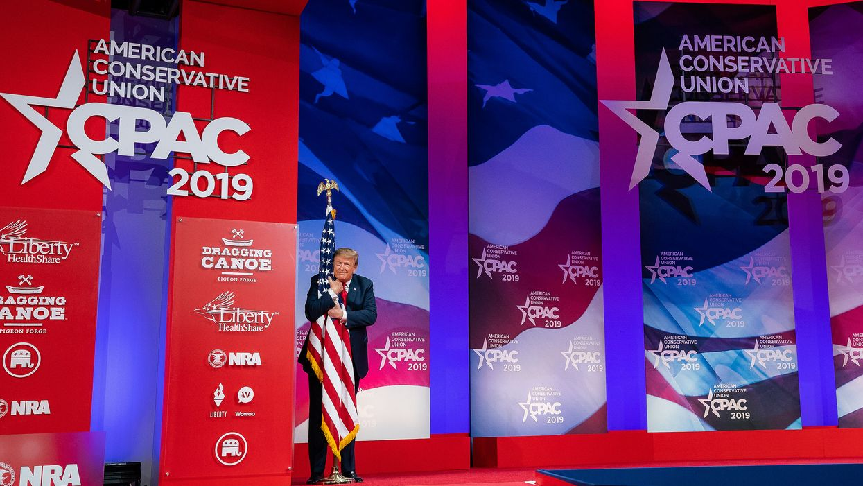 CPAC ripped for hypocritical move canceling 'reprehensible' guest from speaking at anti-cancel culture event