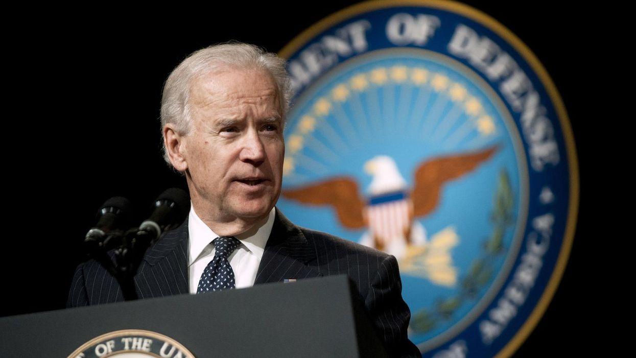 Joe Biden appears to be Ronald Reagan — in reverse: NYT