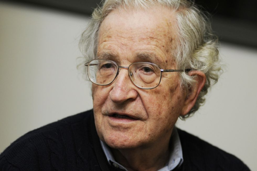 Noam Chomsky: Bernie Sanders campaign didn't fail -- it energized millions and shifted US politics