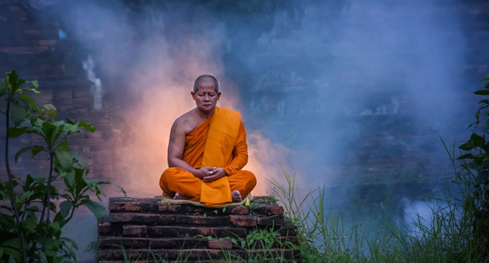 Meditation apps might calm you — but miss the point of Buddhist mindfulness