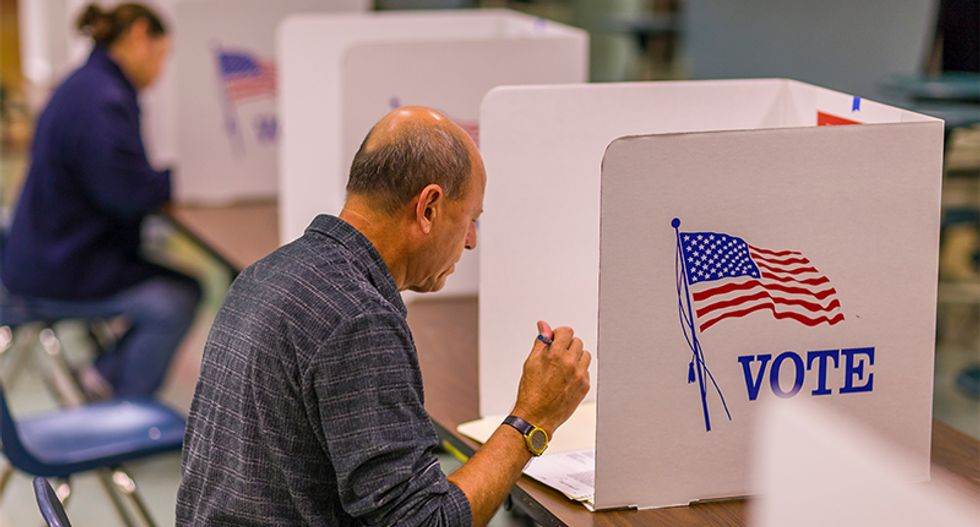 Leaked voting machine passwords add to North Carolina's growing tally of election security concerns
