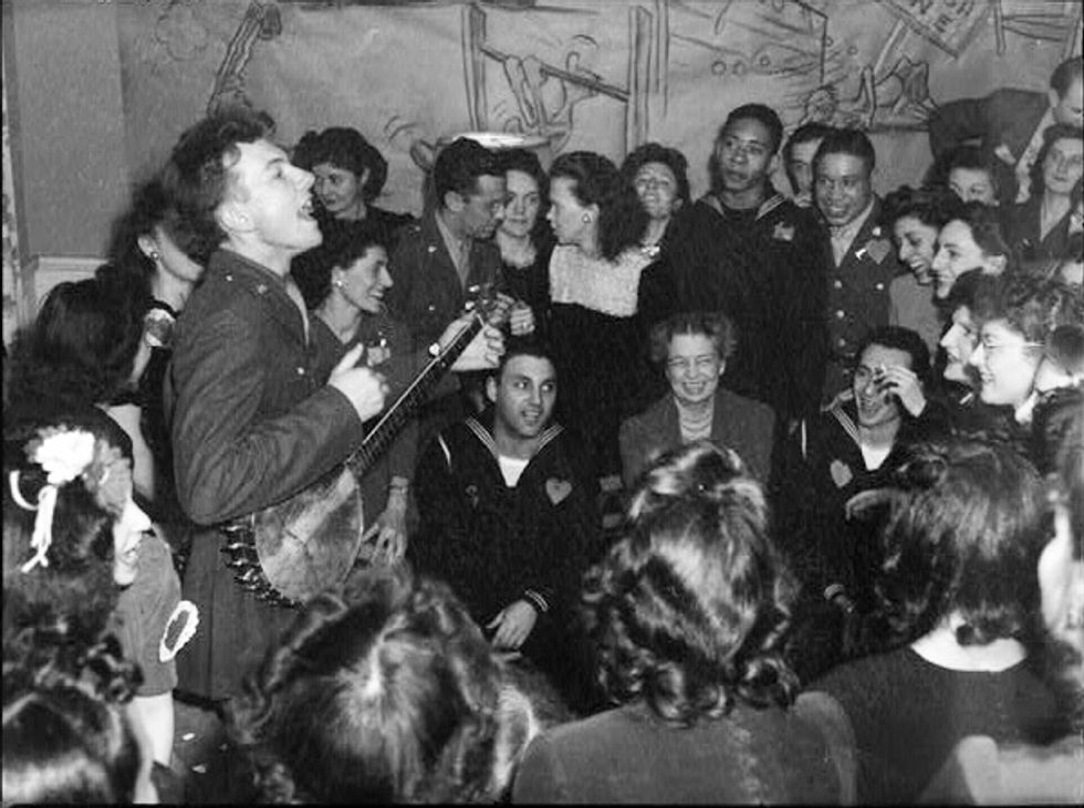 'We shall overcome': Remembering folk icon and activist Pete Seeger in his own words and songs