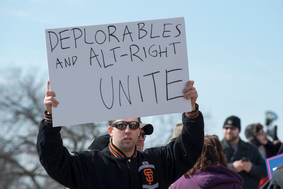 This psychiatrist thinks we should treat alt-right bigotry like a disease