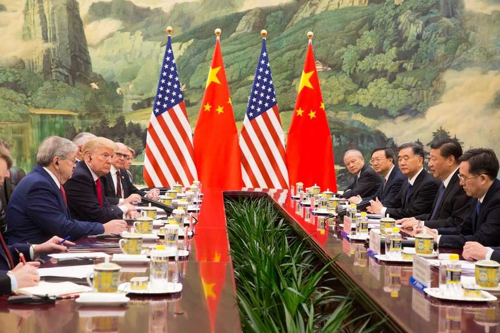 A US-China investment war is quietly emerging  -  and this will be the ultimate casualty