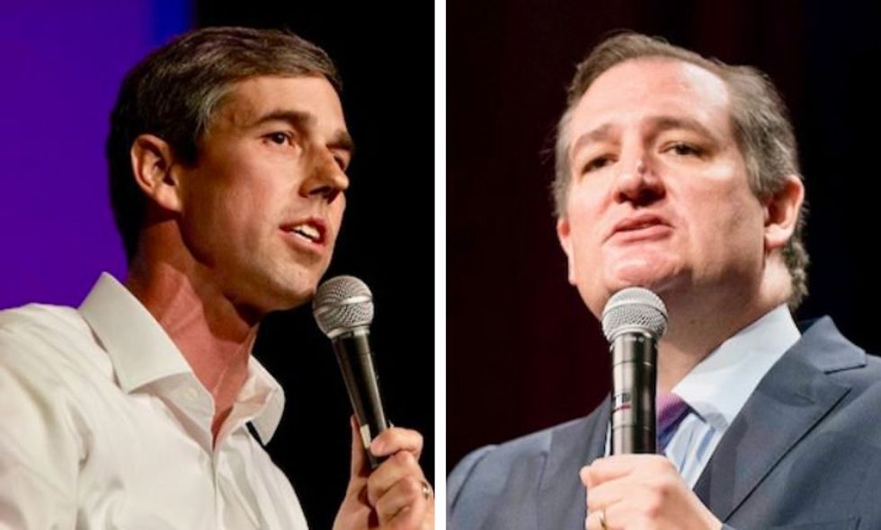 New York Times Reports Beto O'Rourke Could Win Over an Unlikely Support Group: White Evangelical Women