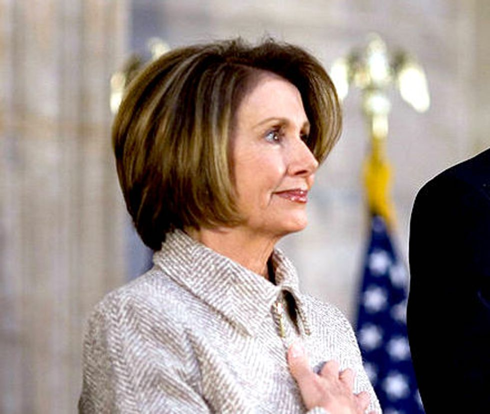Here's Nancy Pelosi's plan to corner Trump and trap Mitch McConnell using his own legislation