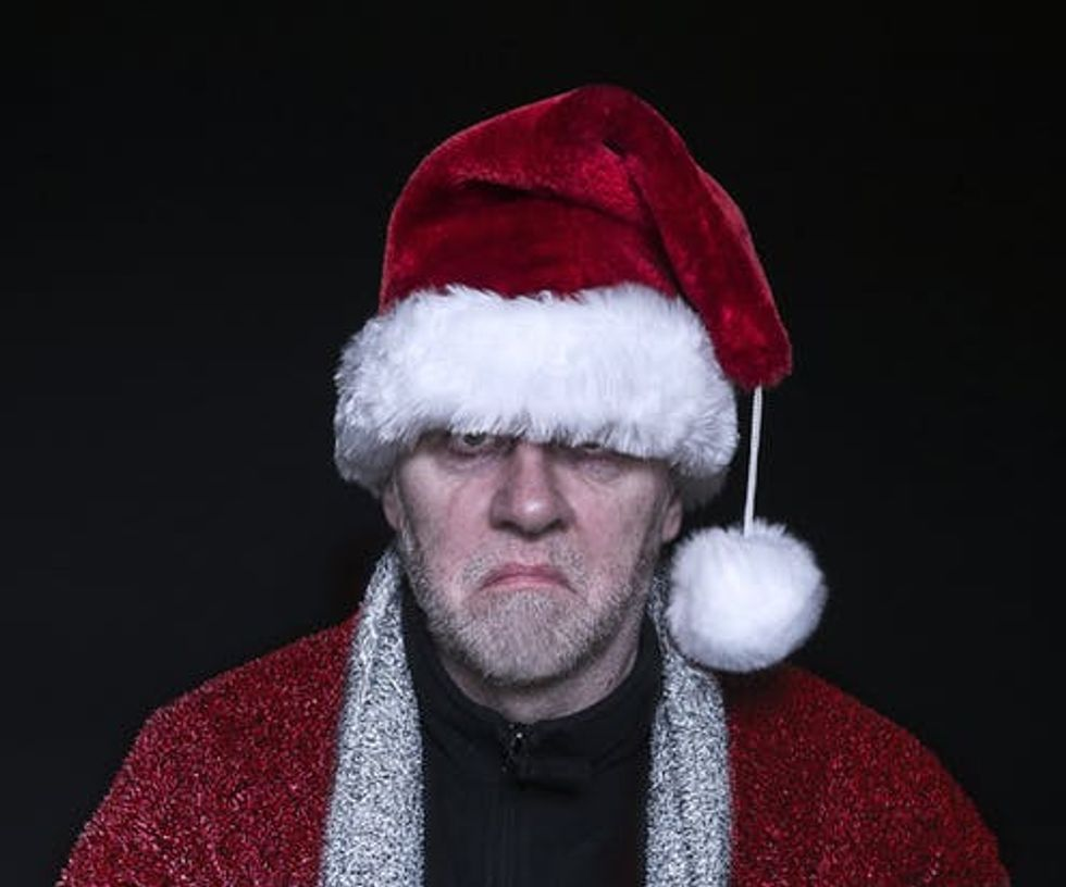 Hate Christmas? Here's a psychologist's survival guide for Grinches