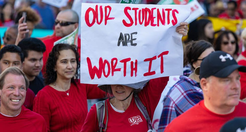 'Absolutely disgusting': West Virginia Senate passes bill that would ban teacher strikes