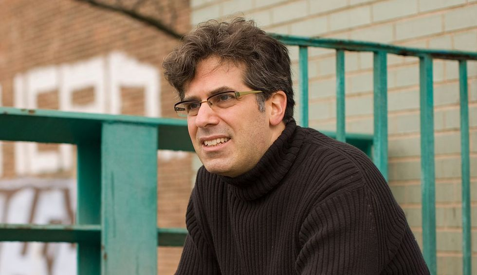 Award-winning novelist Jonathan Lethem: 'There is no allegory crude enough' to depict Trump's America
