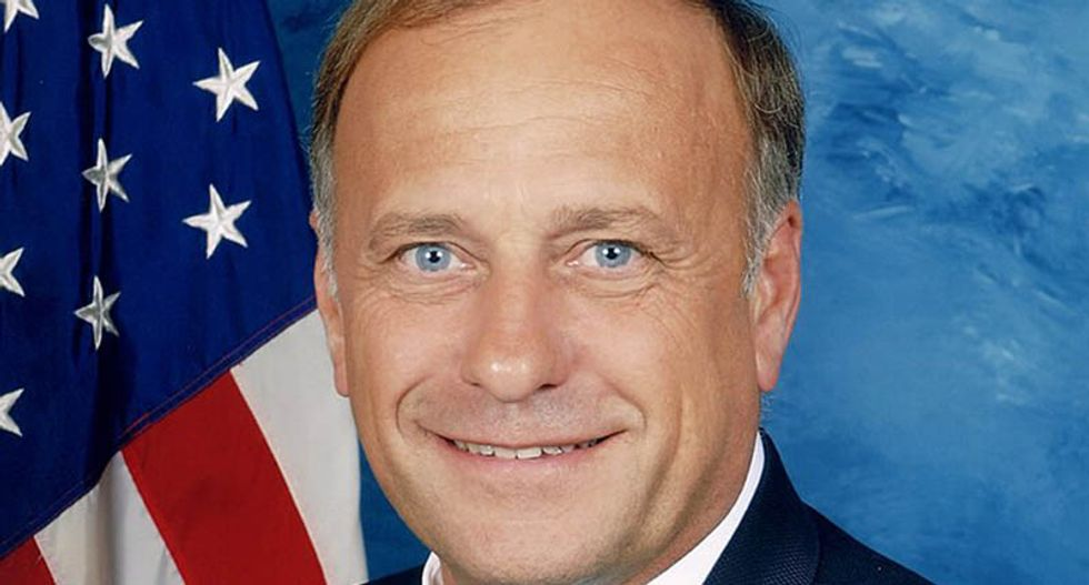 Steve King complains of a 'political lynch mob' after losing committee assignments for racist comments