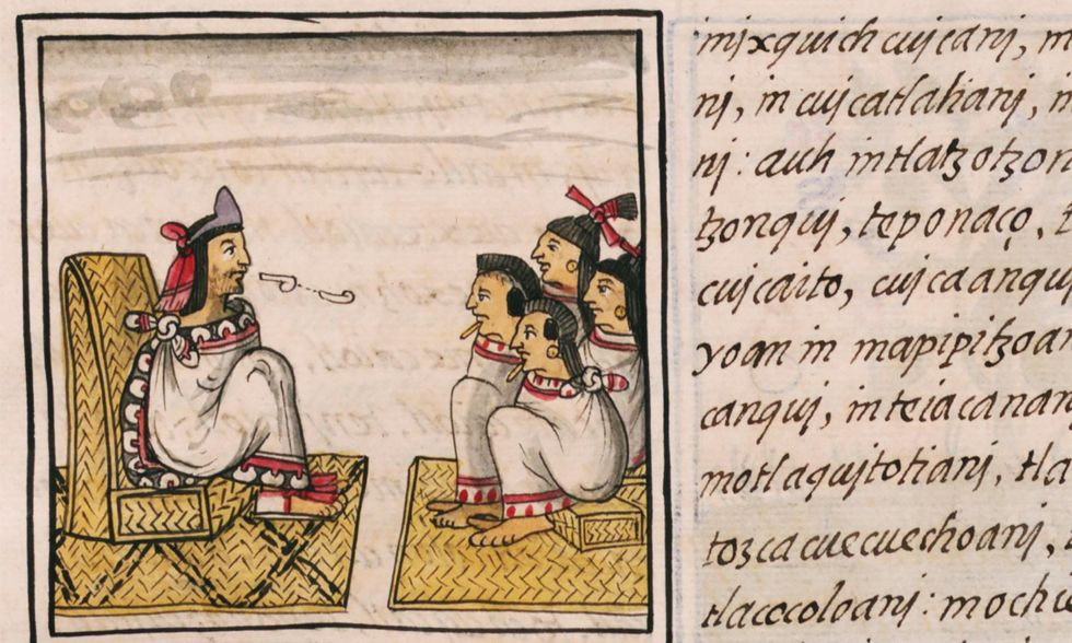 What the Aztecs can teach us about happiness and the good life