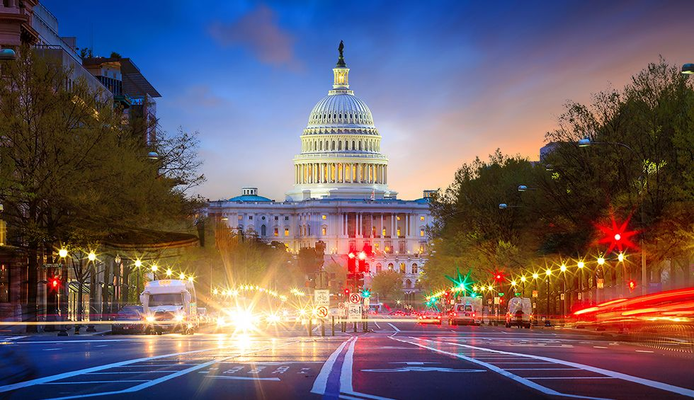 Here's what would happen to Congress if DC became the 51st state