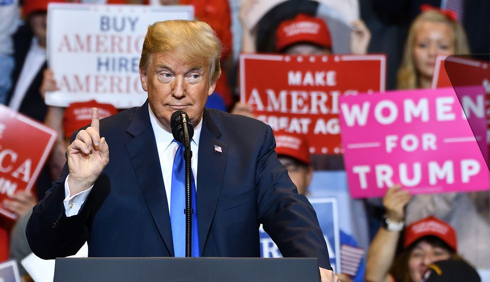 Is Trump really on track to win re-election?