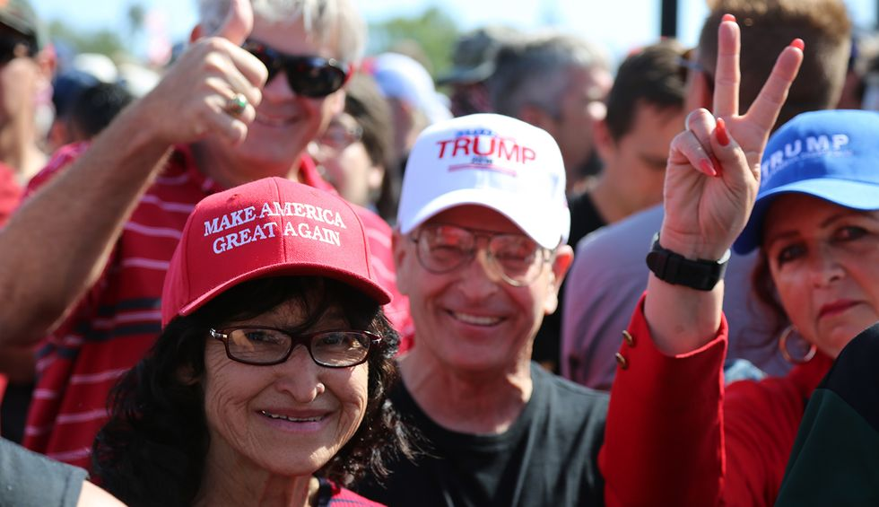 Here's a crucial element missing from the media narrative about Trump's 'white working class' base