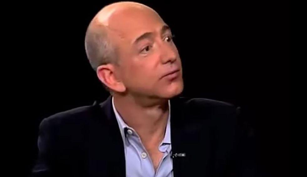 Richest man in the world Jeff Bezos now $24 billion richer amid pandemic: 'Biggest coronavirus stimulus of all'