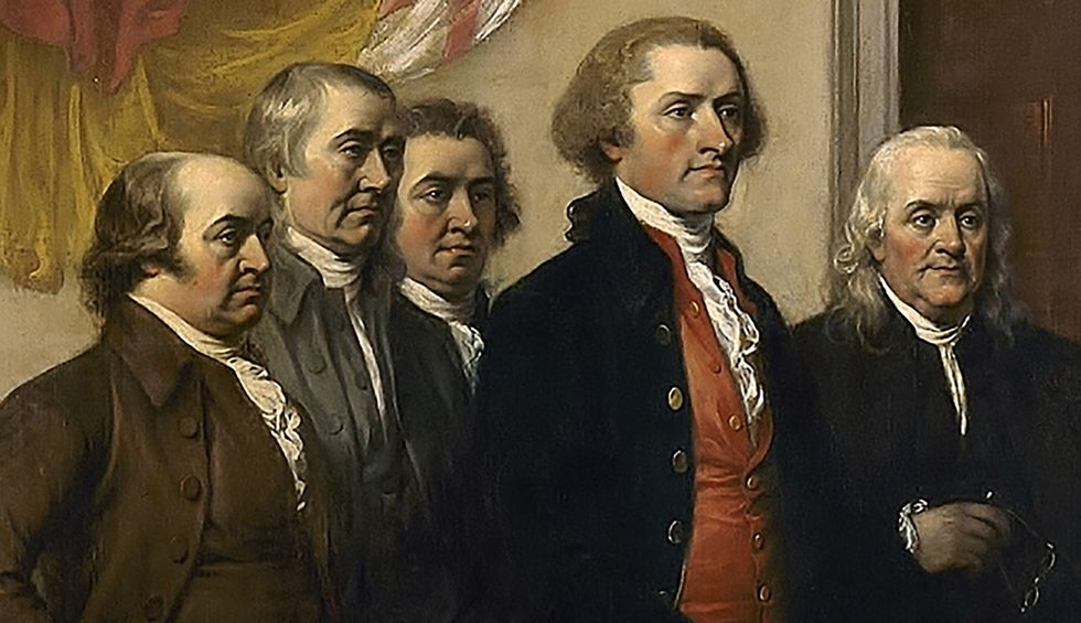The history of the United States is the history of empire