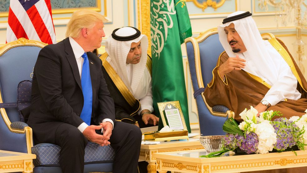 'Saudi Arabia first': Trump accused of letting Saudis dictate US foreign policy after oil facility attack