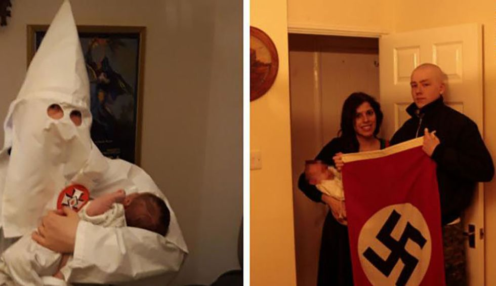 Alt-right women and the 'white baby challenge'