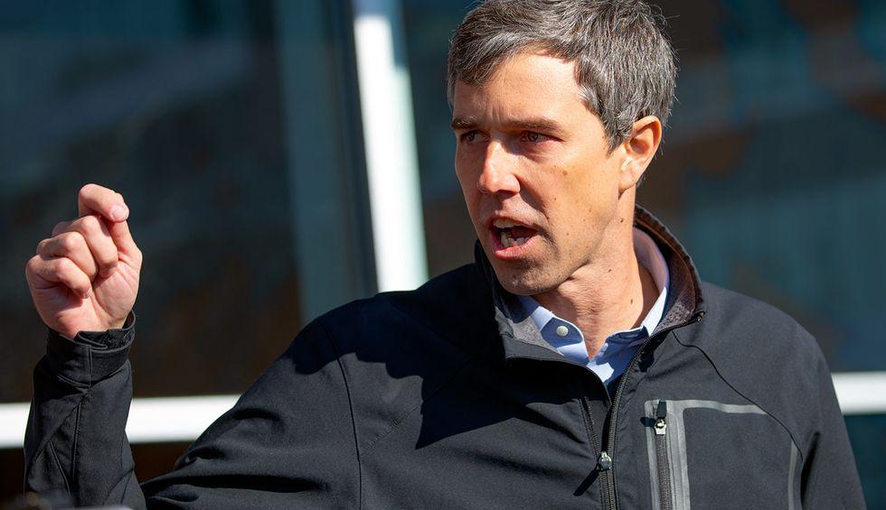 Beto O'Rourke doubles down on gun buybacks