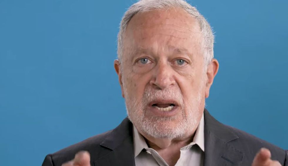Economist Robert Reich warns that the 'sugar high' of 'Trumponomics' won't last: 'The economy is very, very fragile'