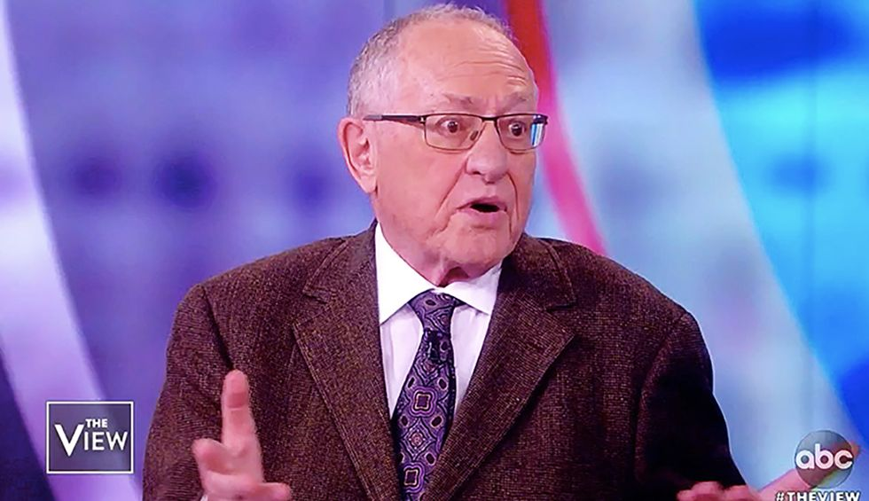 Alan Dershowitz pens panicky op-ed in anticipation of a New Yorker 'hit piece' about him and underage girls