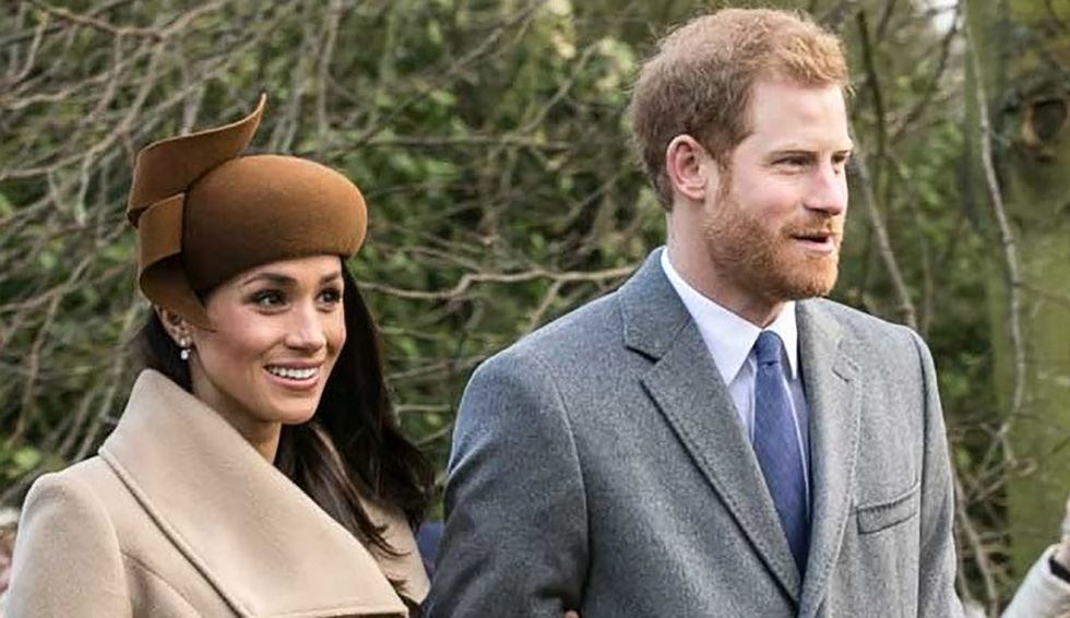 Harry, Meghan and a righteous battle royale for control