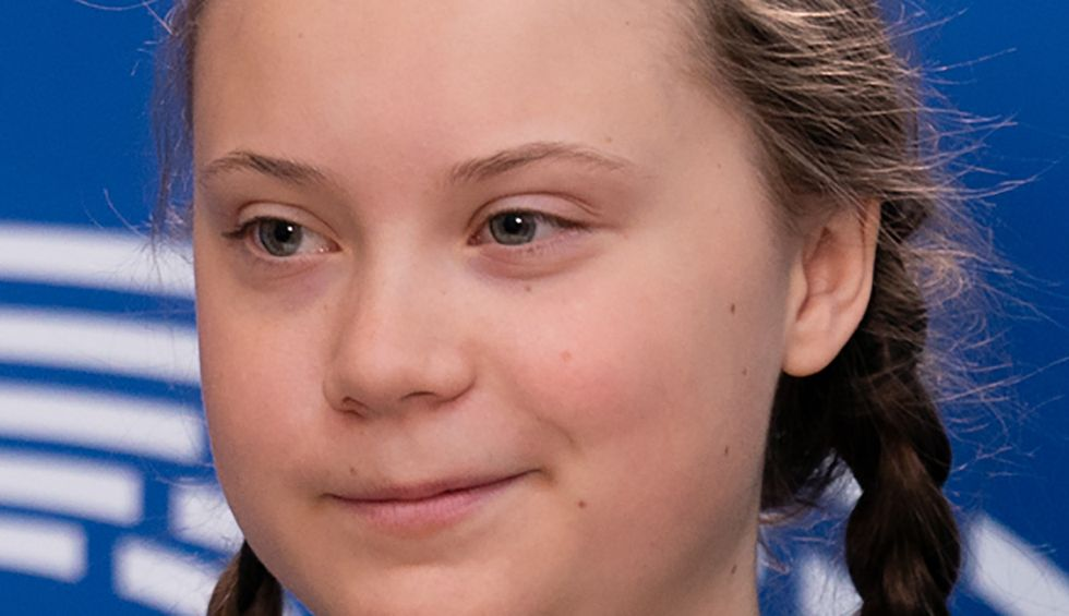 How low will they go? Climate deniers are getting personal to attack this 16-year-old's activism